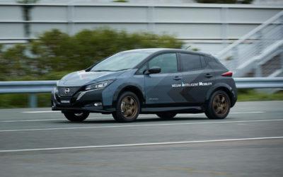 Nissan demonstrerer krefter med e-4ORCE
