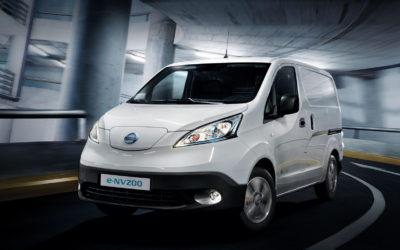 Nissan E-NV200 varebil