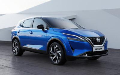 Helt nye Nissan Qashqai