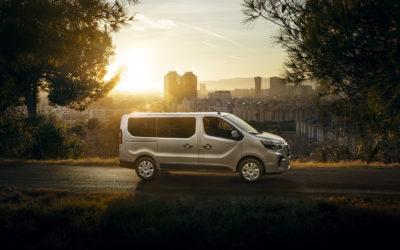 Nissan NV300 Combi oppgraderes med skarpere utseende, forbedret drivlinje og ny sikkerhetsteknologi