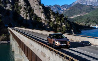 Sterke priser og mye standardutstyr på nye Nissan Ariya